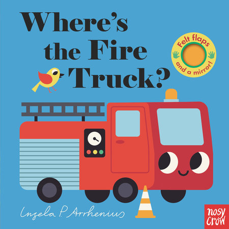 Where's the Fire Truck? by Nosy Crow