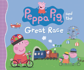 Peppa Pig and the Great Race
