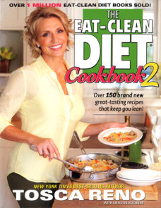 The Eat-Clean Diet Cookbook 2