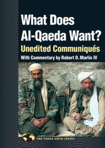 What Does Al Qaeda Want?