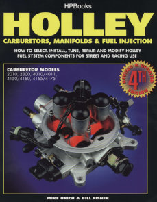 Holley Carburetors, Manifolds & Fuel Injections