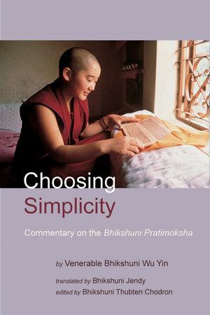 Choosing Simplicity by Wu Yin