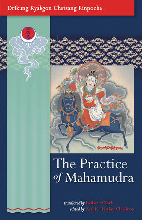 The Practice of Mahamudra by Drikung Kyabgon Chetsang