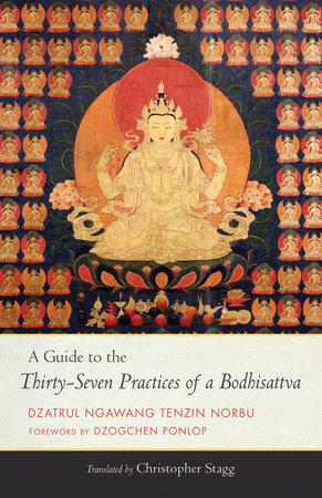 A Guide to the Thirty-Seven Practices of a Bodhisattva by Ngawang Tenzin Norbu