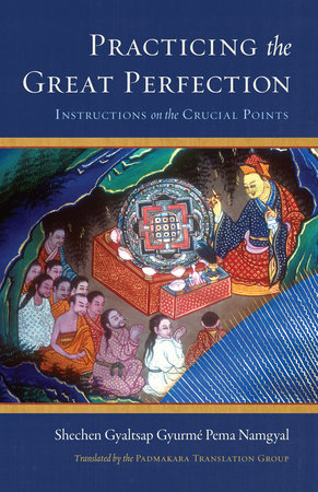 Practicing the Great Perfection by Shechen Gyaltsap IV