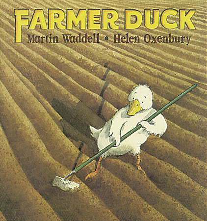 Farmer Duck Big Book by Martin Waddell
