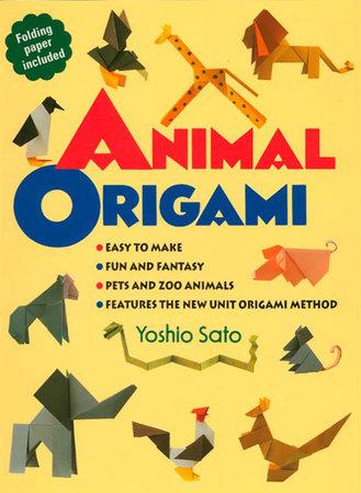 Animal Origami by Yoshio Sato