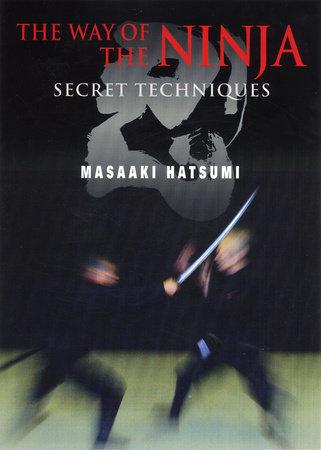 The Way of the Ninja by Masaaki Hatsumi