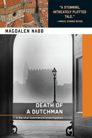 Death of a Dutchman by Magdalen Nabb