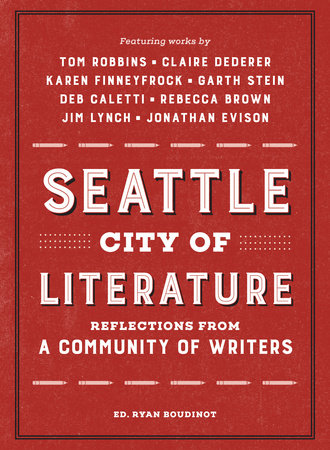 Seattle City of Literature by