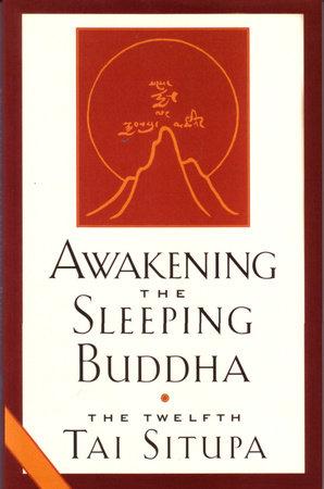 Awakening the Sleeping Buddha by The Twelfth Tai Situpa