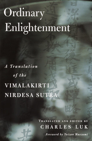 Ordinary Enlightenment by Charles Luk