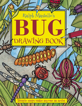Ralph Masiello's Bug Drawing Book by Ralph Masiello