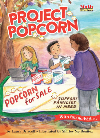 Project Popcorn by Laura Driscoll
