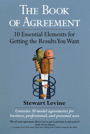 The Book of Agreement by Stewart Levine