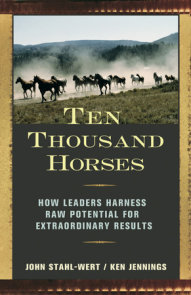 Ten Thousand Horses