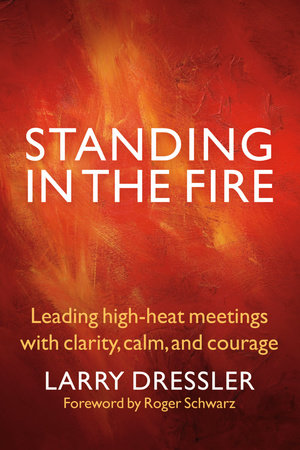 Standing in the Fire by Larry Dressler