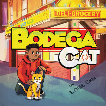 Bodega Cat by Louie Chin