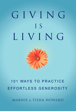 Giving is Living by Marnie Howard