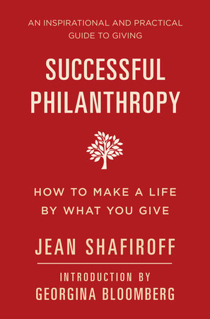 Successful Philanthropy by Jean Shafiroff