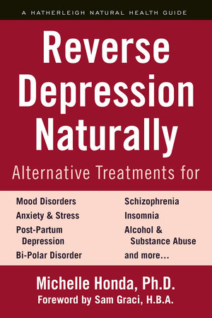 Reverse Depression Naturally by Michelle Honda