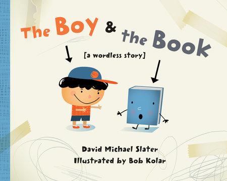 The Boy & the Book by David Michael Slater