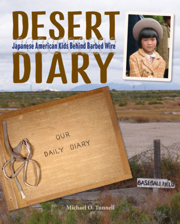 Desert Diary by Michael O. Tunnell