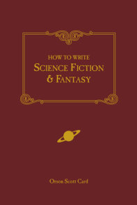 How to Write Science Fiction & Fantasy