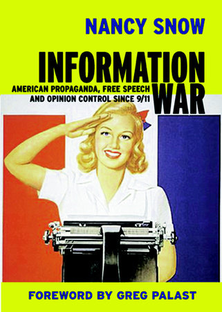 Information War by Nancy Snow