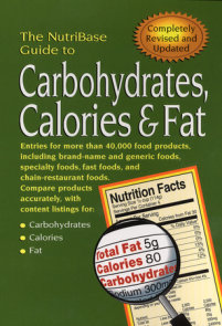 The NutriBase Guide to Carbohydrates, Calories, and Fat
