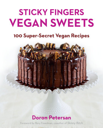 Sticky Fingers' Vegan Sweets by Doron Petersan