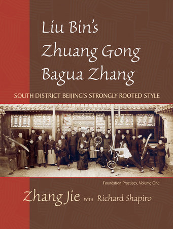 Liu Bin's Zhuang Gong Bagua Zhang, Volume One by Zhang Jie