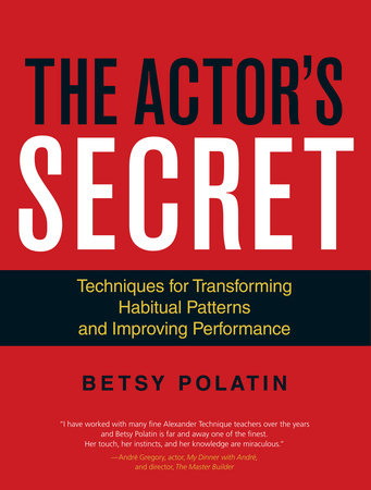 The Actor's Secret by Betsy Polatin