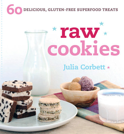 Raw Cookies by Julia Corbett
