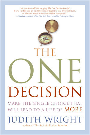The One Decision by Judith Wright