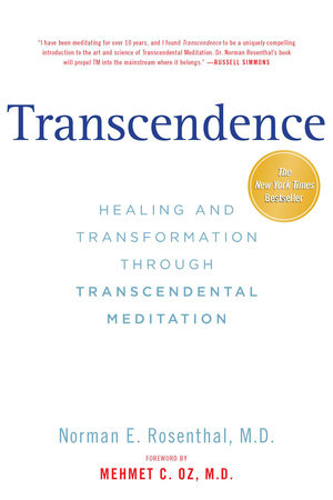Transcendence by Norman E Rosenthal MD