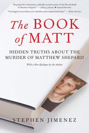 The Book of Matt by Stephen Jimenez