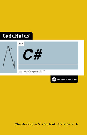 CodeNotes for C# by