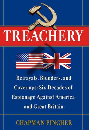 Treachery by Chapman Pincher