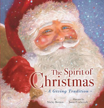The Spirit of Christmas by Nicky Benson