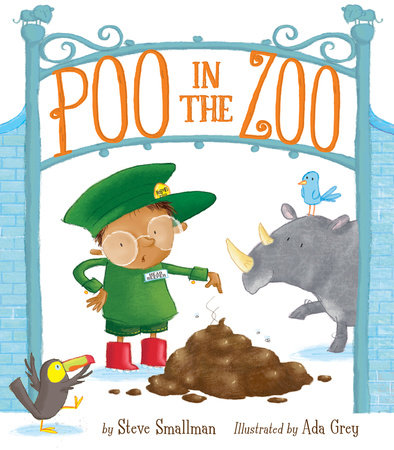 Poo in the Zoo by Steve Smallman