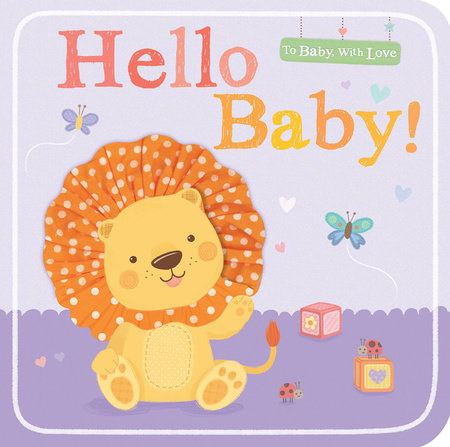 Hello Baby! by Tiger Tales