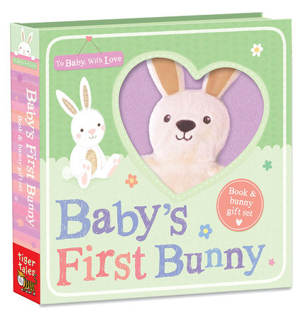Baby's First Bunny by Tiger Tales