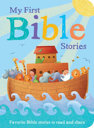 My First Bible Stories by