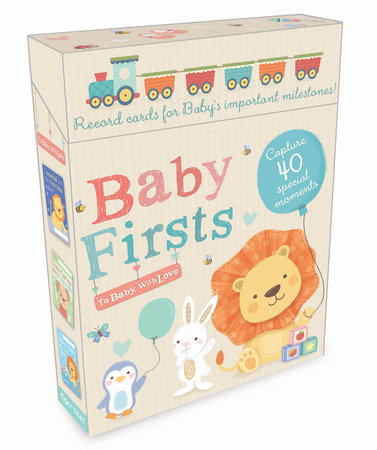 Baby Firsts by Tiger Tales