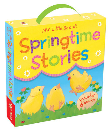 My Little Box of Springtime Stories by Julie Sykes, M. Christina Butler, Alison Ritchie, Julia Rawlinson and A. H. Benjamin