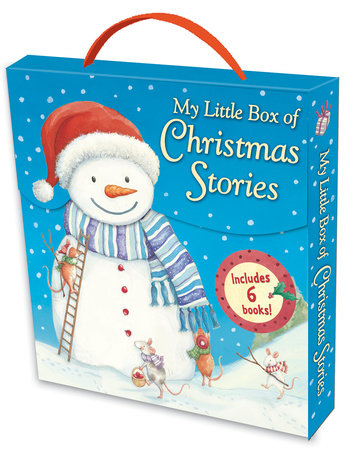 My Little Box of Christmas Stories by Julie Sykes, Claire Freedman, Christine Leeson, Catherine Walters and Anne Mangan