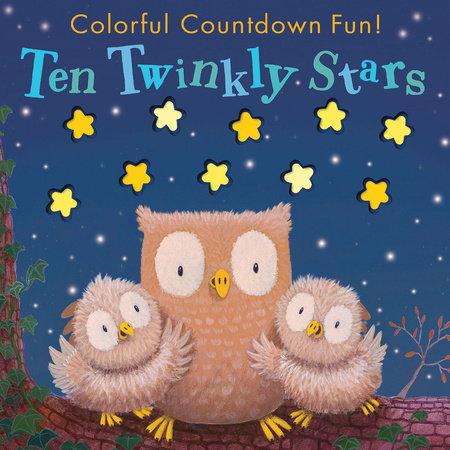 Ten Twinkly Stars by Tiger Tales