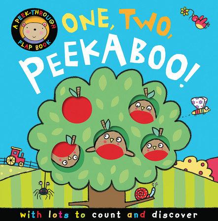 One, Two, Peekaboo! by Annette Rusling