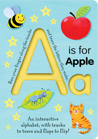 A is for Apple by Tiger Tales